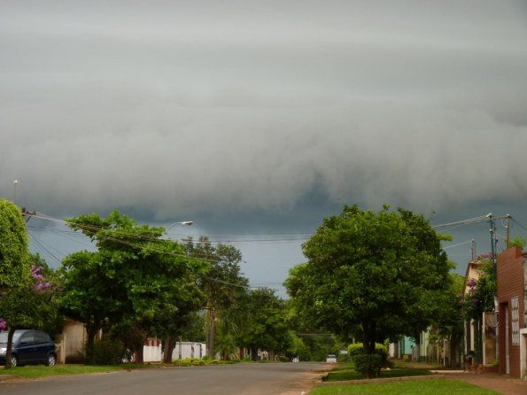 Resultado de imagen para tormentas concepcion paraguay